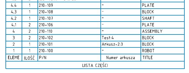 ILogic - arkusze