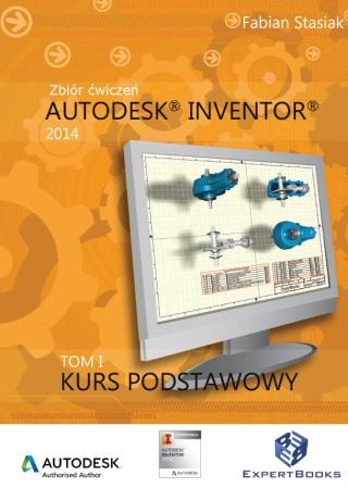 Autodesk Inventor 2014 ksiazka kurs podstawowy 005 frontcover