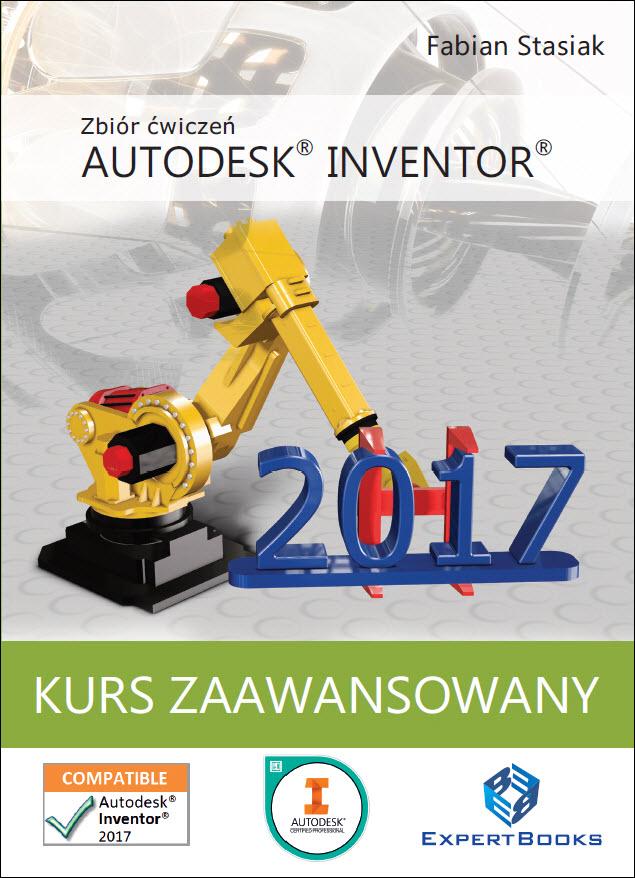Autodesk Inventor 2017 ksiazka kurs zaawansowany 012 frontcover