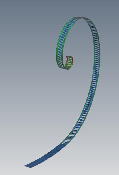 Nastran In-CAD - Nonlinear