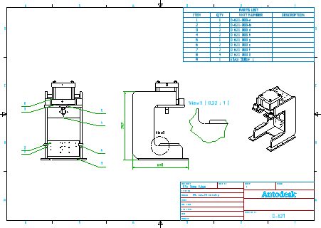 Drawing Design Automation 1